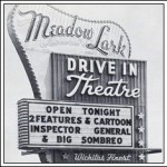Drive-In Theaters - The Bad Fads Museum