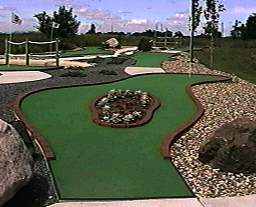 Miniature Golf - The Bad Fads Museum
