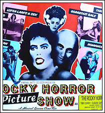 Rocky Horror Picture Show - The Bad Fads Museum
