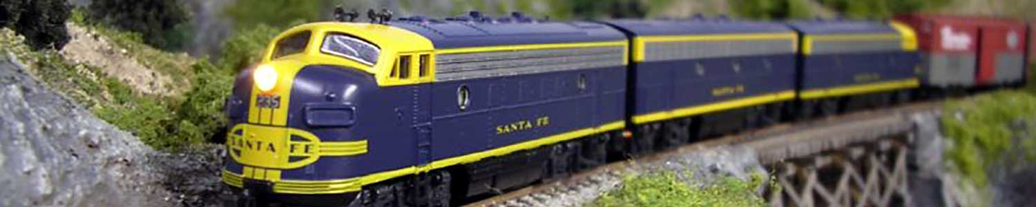 Model Trains - The Bad Fads Museum | The Badfads Museum