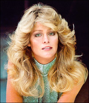 Farrah Fawcett Hair The Badfads Museum